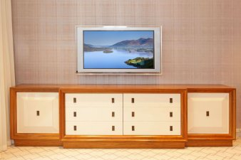 Audio Visual Cabinet in Ealing